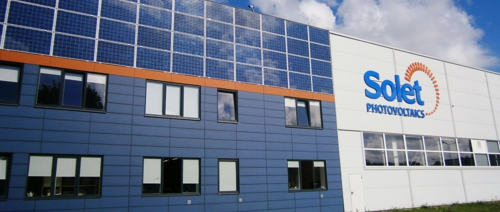 Solet Photovoltaics